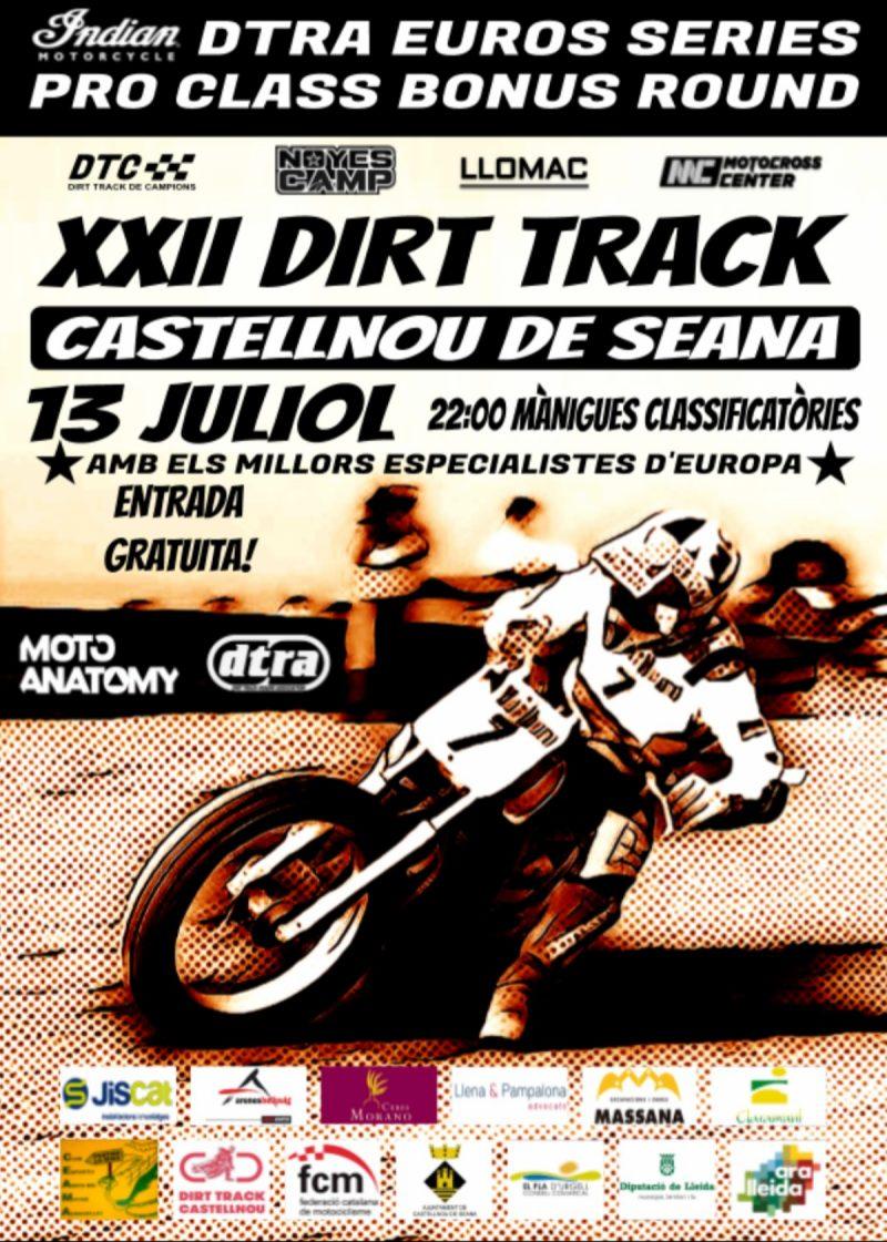 Dirt Track de Campions - Round 4 - Castellnou de Seana