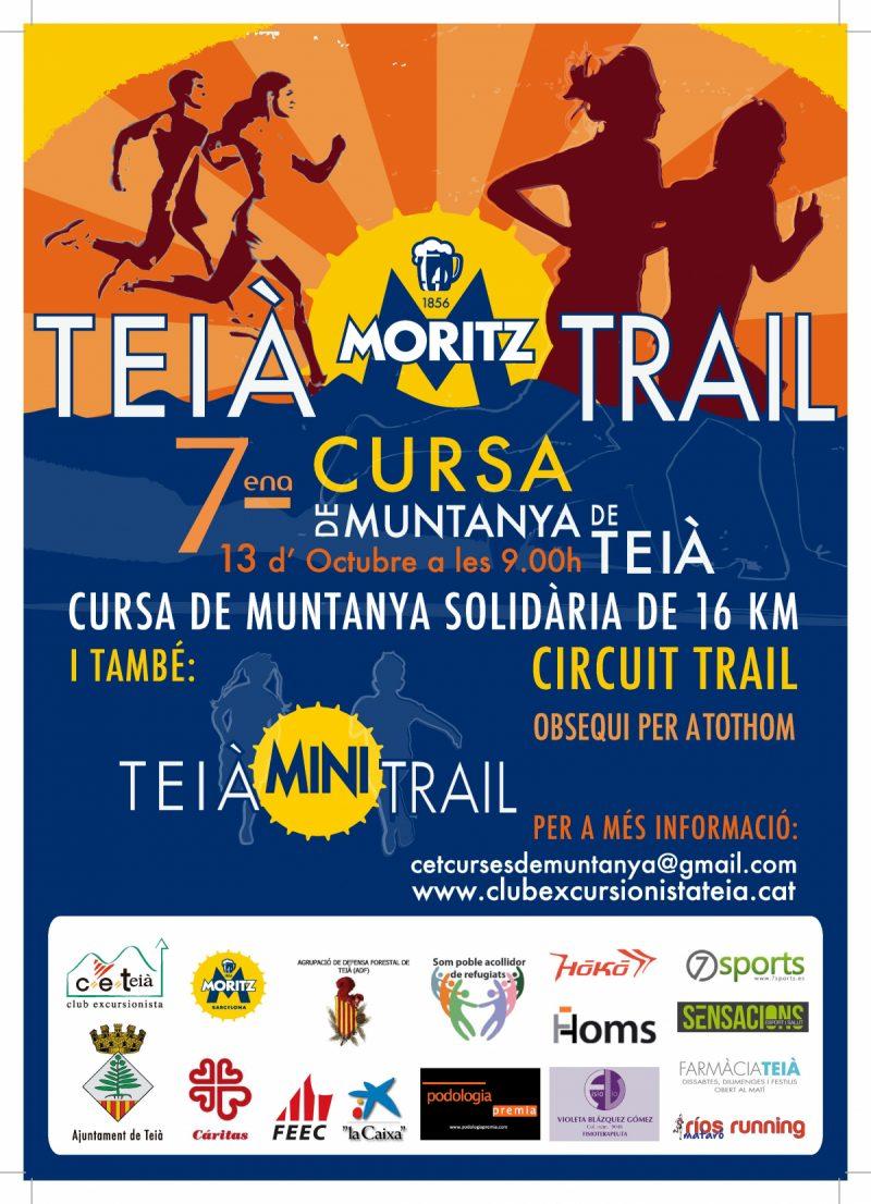 Teià Moritz Trail 2019