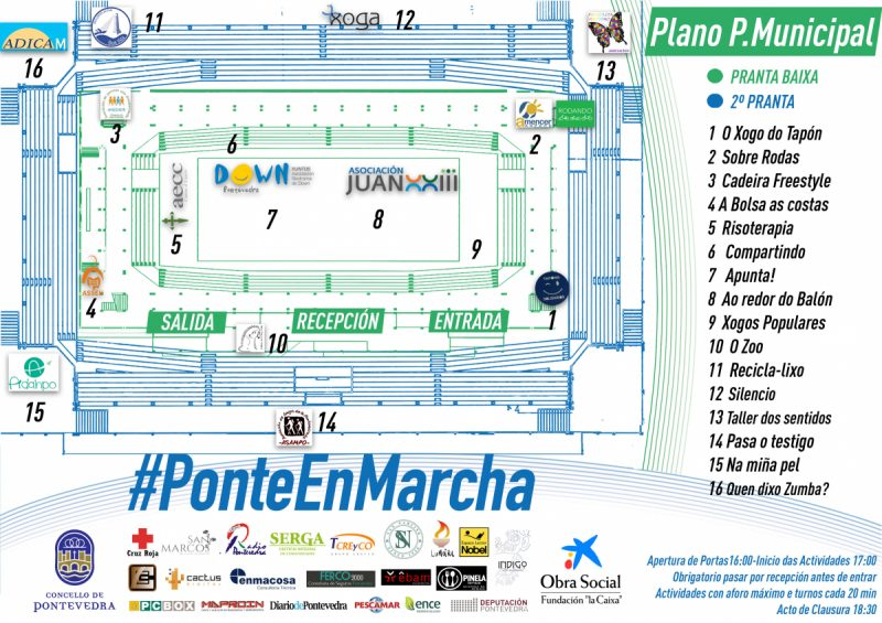 #PonteEnMarcha