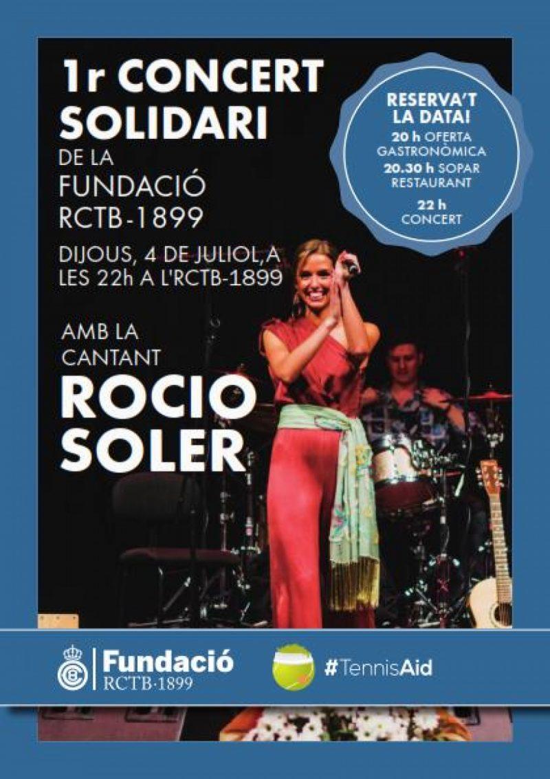 1r. Concert Solidari Fundació RCTB 1899 - 1er. Concierto Solidario Fundación RCTB 1899