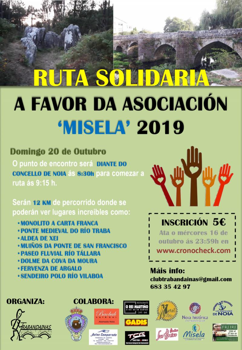 Ruta solidaria 2019