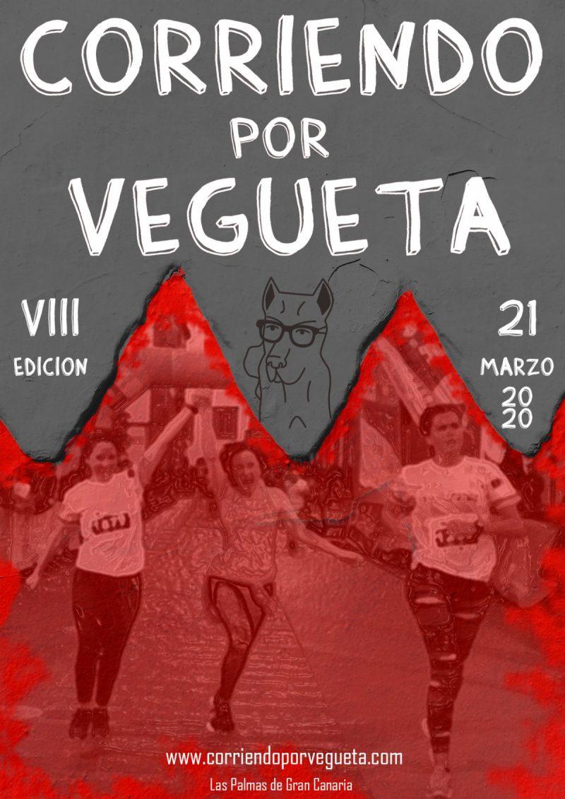 VOLUNTARIOS Corriendo por Vegueta 2020