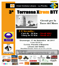3ª Torrassa Xtrem 2017.