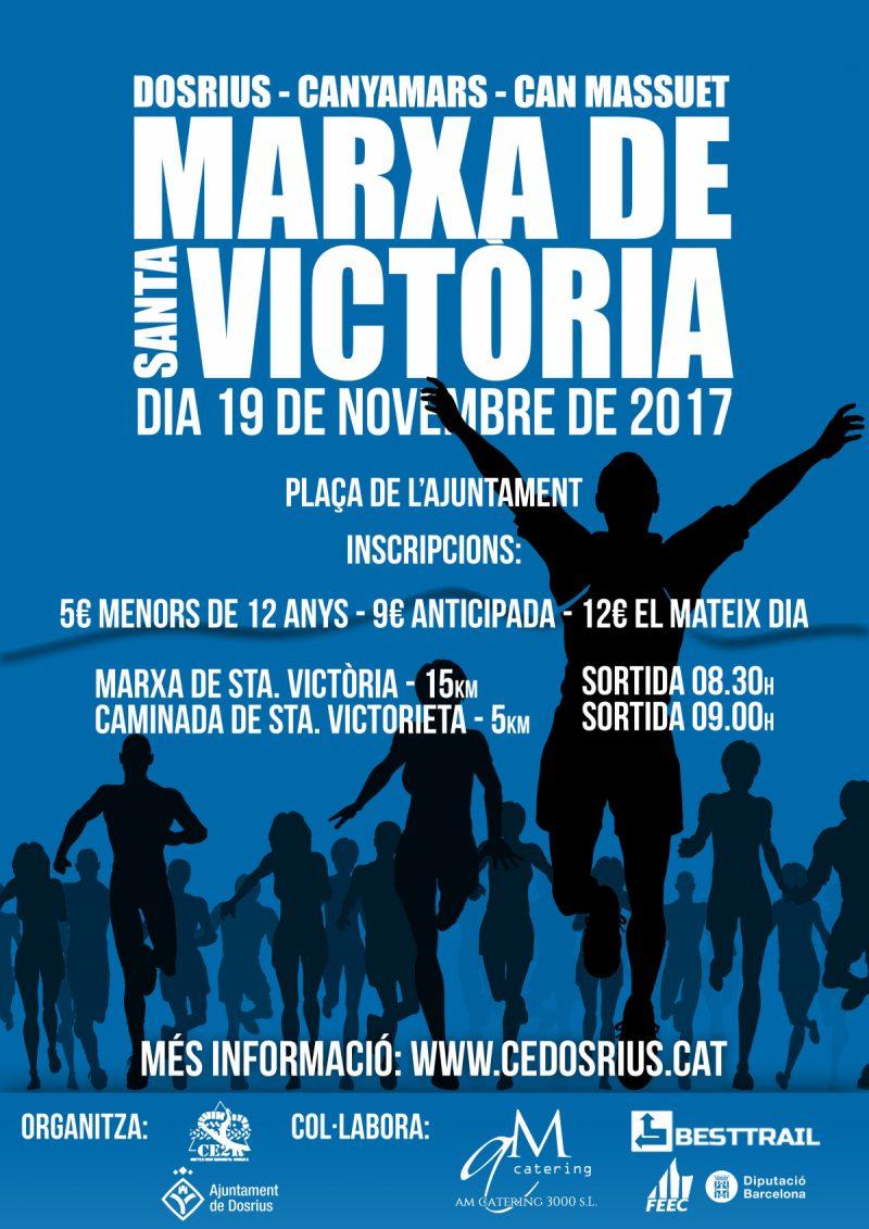 MARXA Santa Victoria 2017