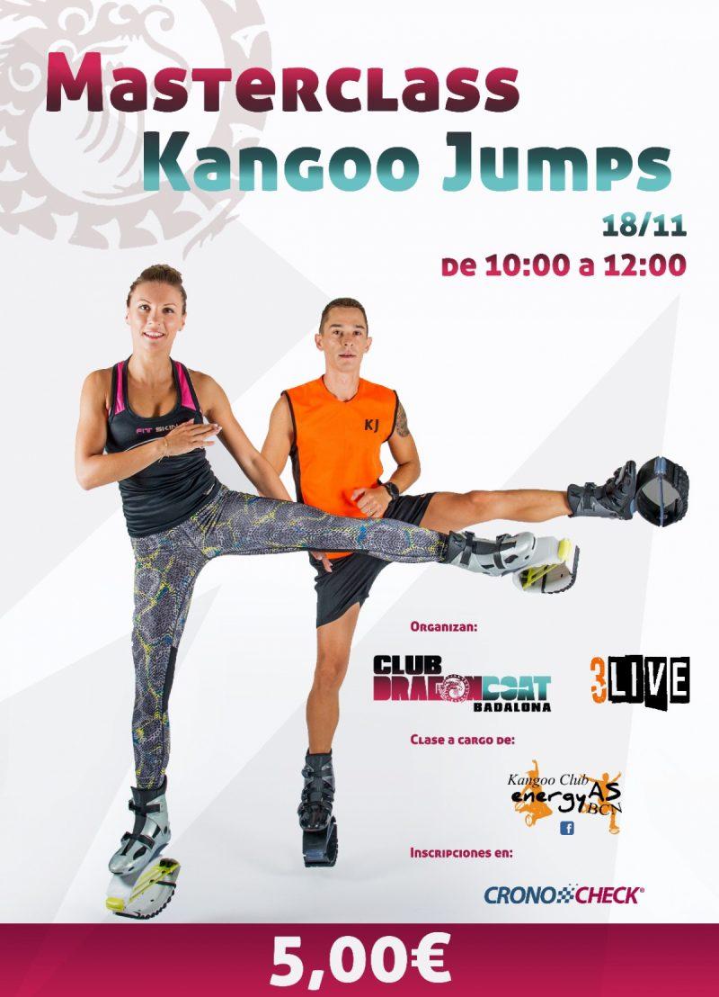 Masterclass Kangoo Jumps Badalona