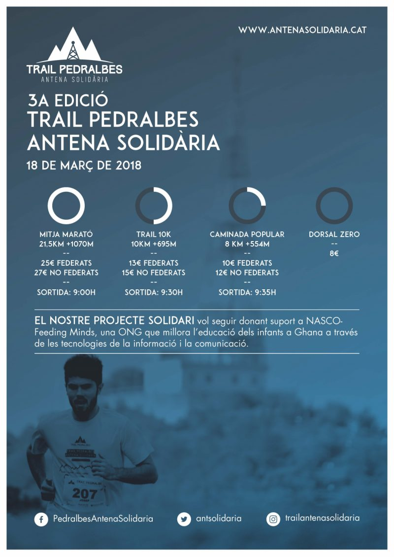 Pedralbes Antena Solidària 2018