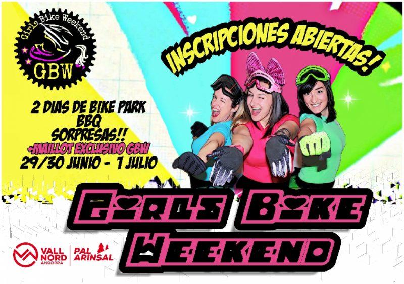 Girls Bike Weekend 2018