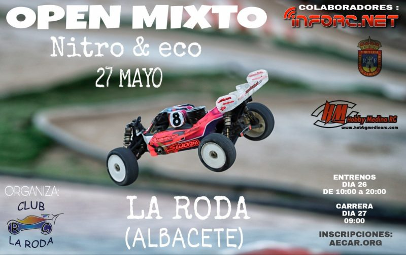 OPEN MIXTO Nitro & ECO