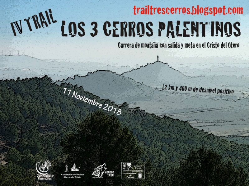 TRAIL TRES CERROS PALENTINOS