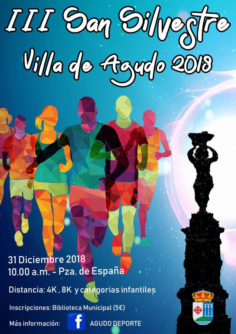 III San Silvestre Villa de Agudo 2018